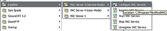 how to find open vnc servers on internet nmap